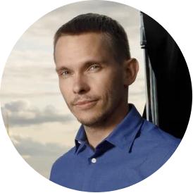 Leonid Zhavoronkov, CTO, cofundador HypeAuditor