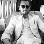 Scott Disick letthelordbewithyou