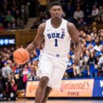 Zion Williamson zionwilliamson